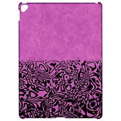 Modern Paperprint Pink Apple Ipad Pro 12 9   Hardshell Case by MoreColorsinLife