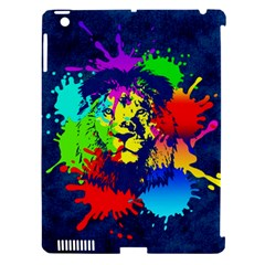 Lion Apple Ipad 3/4 Hardshell Case (compatible With Smart Cover) by stockimagefolio1