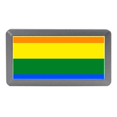 Pride Flag Memory Card Reader (mini) by Valentinaart