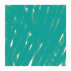 Background Green Abstract Medium Glasses Cloth