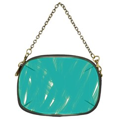 Background Green Abstract Chain Purses (one Side)