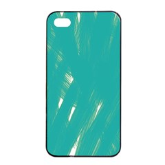 Background Green Abstract Apple Iphone 4/4s Seamless Case (black)