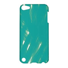 Background Green Abstract Apple Ipod Touch 5 Hardshell Case by Nexatart