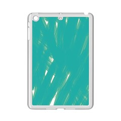 Background Green Abstract Ipad Mini 2 Enamel Coated Cases