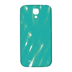 Background Green Abstract Samsung Galaxy S4 I9500/i9505  Hardshell Back Case