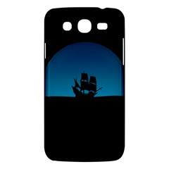 Ship Night Sailing Water Sea Sky Samsung Galaxy Mega 5 8 I9152 Hardshell Case