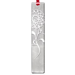 Flower Heart Plant Symbol Love Large Book Marks by Nexatart