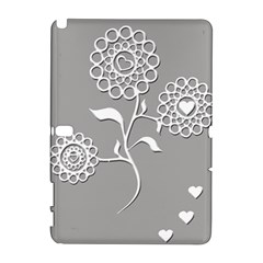 Flower Heart Plant Symbol Love Galaxy Note 1