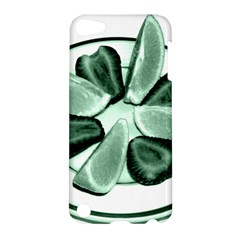 Oranges And Strawberries Apple Ipod Touch 5 Hardshell Case by linceazul