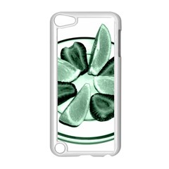 Oranges And Strawberries Apple Ipod Touch 5 Case (white) by linceazul