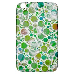 Lovely Shapes 2b Samsung Galaxy Tab 3 (8 ) T3100 Hardshell Case  by MoreColorsinLife