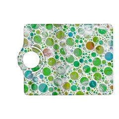 Lovely Shapes 2b Kindle Fire Hd (2013) Flip 360 Case by MoreColorsinLife
