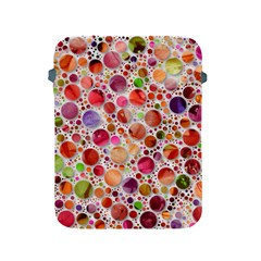 Lovely Shapes 2a Apple Ipad 2/3/4 Protective Soft Cases by MoreColorsinLife