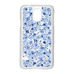 Lovely Shapes 1c Samsung Galaxy S5 Case (white) by MoreColorsinLife