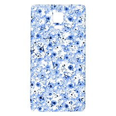 Lovely Shapes 1c Galaxy Note 4 Back Case by MoreColorsinLife
