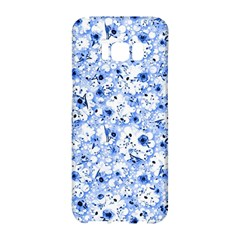 Lovely Shapes 1c Samsung Galaxy S8 Hardshell Case  by MoreColorsinLife