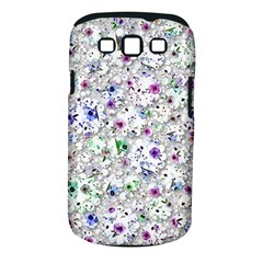 Lovely Shapes 1a Samsung Galaxy S Iii Classic Hardshell Case (pc+silicone) by MoreColorsinLife