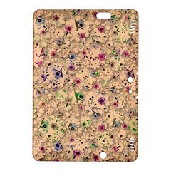 Lovely Shapes 1b Kindle Fire Hdx 8 9  Hardshell Case by MoreColorsinLife