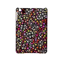 Lovely Shapes 4a Ipad Mini 2 Hardshell Cases by MoreColorsinLife