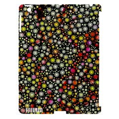 Lovely Shapes 4b Apple Ipad 3/4 Hardshell Case (compatible With Smart Cover) by MoreColorsinLife