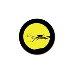 Jaguar Puma Animal Panther Cat Golf Ball Marker (10 Pack) by Nexatart