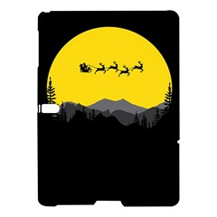Christmas Dear Santa Claus Card Samsung Galaxy Tab S (10 5 ) Hardshell Case