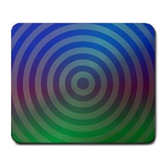 Blue Green Abstract Background Large Mousepads