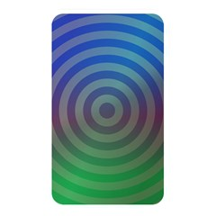 Blue Green Abstract Background Memory Card Reader by Nexatart