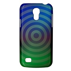 Blue Green Abstract Background Galaxy S4 Mini