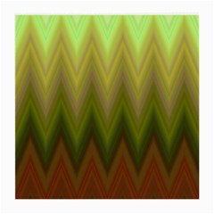Zig Zag Chevron Classic Pattern Medium Glasses Cloth (2 Side)
