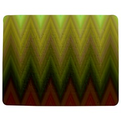Zig Zag Chevron Classic Pattern Jigsaw Puzzle Photo Stand (rectangular)