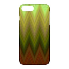 Zig Zag Chevron Classic Pattern Apple Iphone 7 Plus Hardshell Case