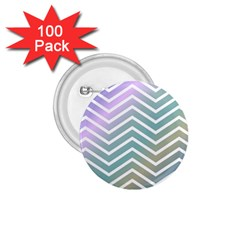 Zigzag Line Pattern Zig Zag 1 75  Buttons (100 Pack)