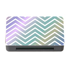 Zigzag Line Pattern Zig Zag Memory Card Reader With Cf