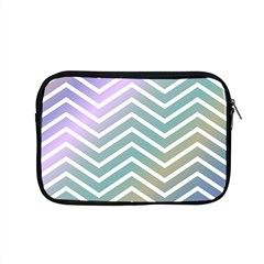 Zigzag Line Pattern Zig Zag Apple Macbook Pro 15  Zipper Case