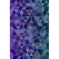 Triangle Tile Mosaic Pattern 5 5  X 8 5  Notebooks