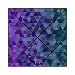 Triangle Tile Mosaic Pattern Acrylic Tangram Puzzle (6  X 6 )