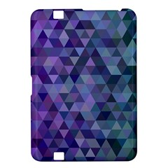 Triangle Tile Mosaic Pattern Kindle Fire Hd 8 9  by Nexatart