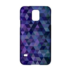 Triangle Tile Mosaic Pattern Samsung Galaxy S5 Hardshell Case