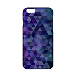 Triangle Tile Mosaic Pattern Apple Iphone 6/6s Hardshell Case by Nexatart