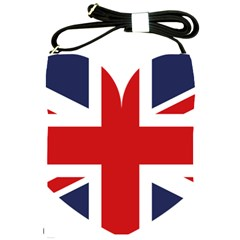Uk Flag United Kingdom Shoulder Sling Bags by Nexatart