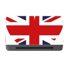 Uk Flag United Kingdom Memory Card Reader With Cf by Nexatart