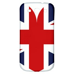 Uk Flag United Kingdom Samsung Galaxy S3 S Iii Classic Hardshell Back Case by Nexatart