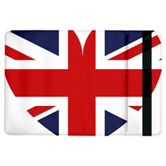 Uk Flag United Kingdom Ipad Air Flip by Nexatart