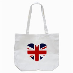 Uk Flag United Kingdom Tote Bag (white) by Nexatart
