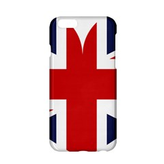 Uk Flag United Kingdom Apple Iphone 6/6s Hardshell Case by Nexatart