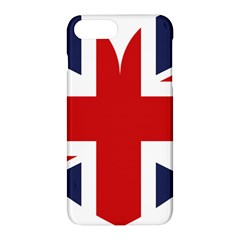 Uk Flag United Kingdom Apple Iphone 7 Plus Hardshell Case