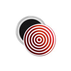 Concentric Red Rings Background 1 75  Magnets
