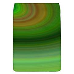 Green Background Elliptical Flap Covers (l)