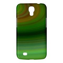 Green Background Elliptical Samsung Galaxy Mega 6 3  I9200 Hardshell Case by Nexatart